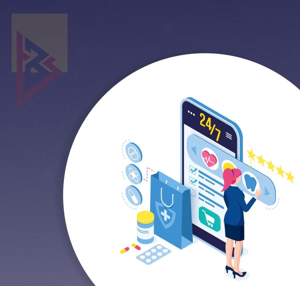 healthcare apps development for patients