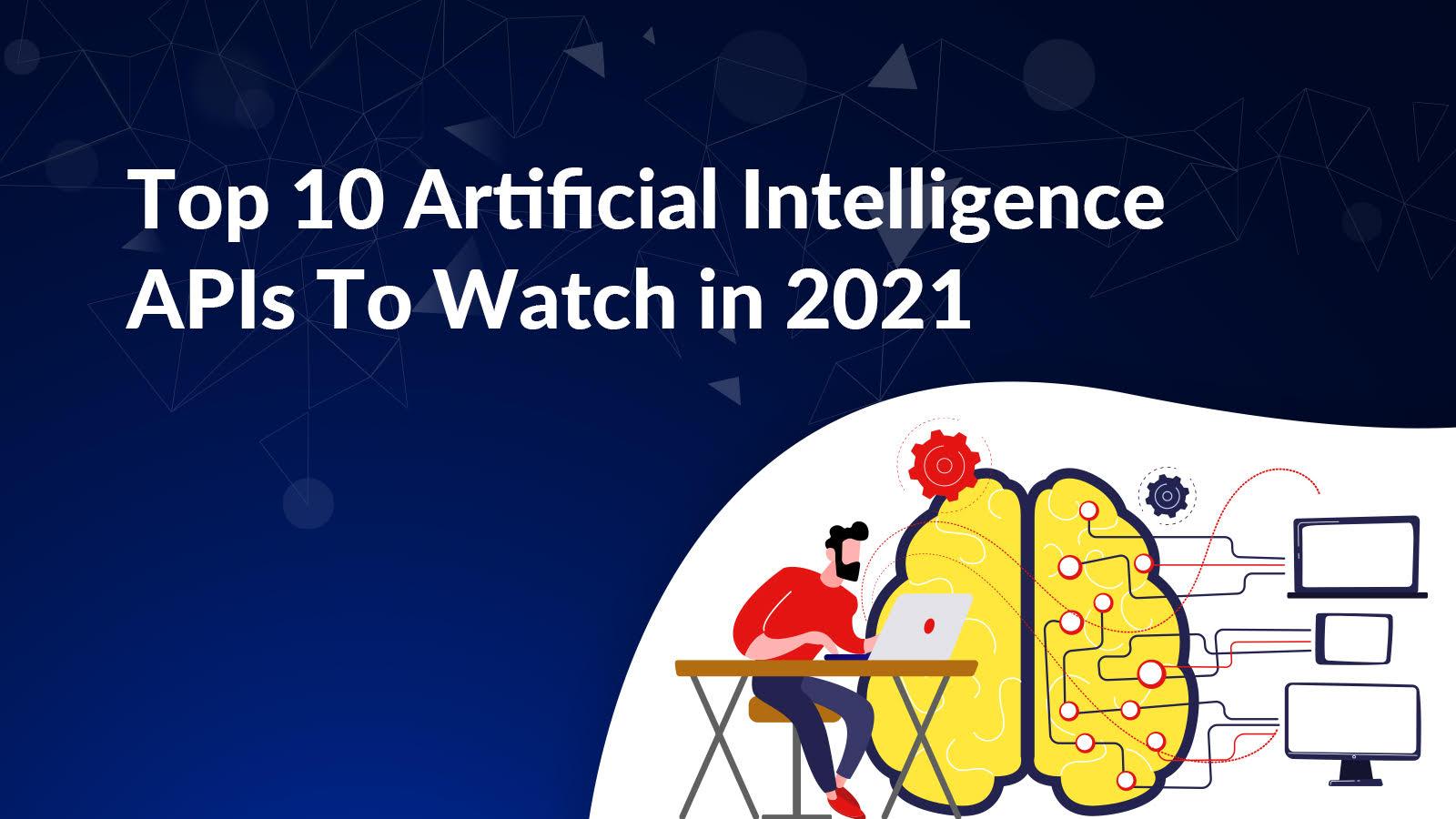 Artificial Intelligence APIs