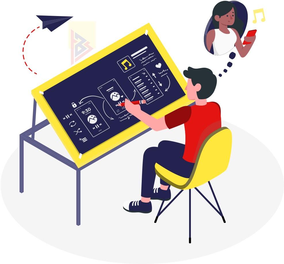 Interaction design for UX designer